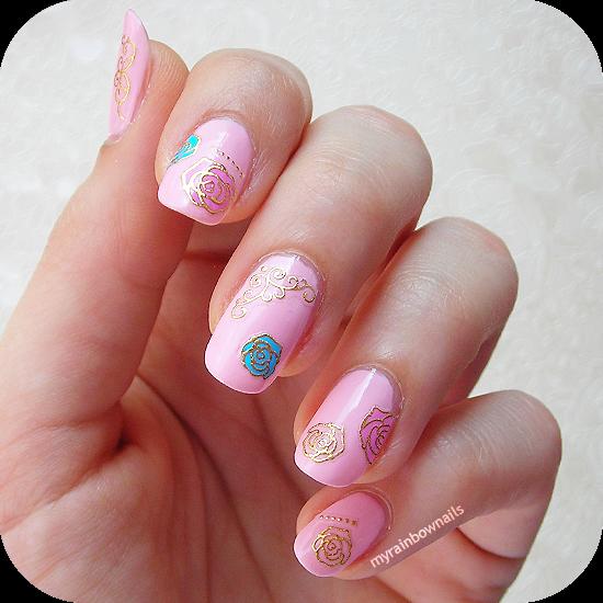 Amato My Rainbow Nails AH01