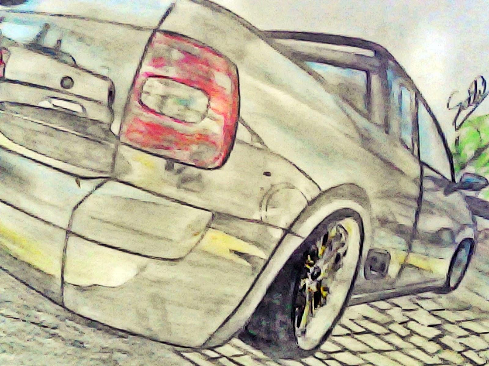 Suficiente Designer automobilistico ,Evoluçao automotiva: Carros rebaixados  UR07