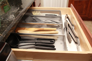 Clearing the Kitchen Clutter Conundrum - www.lysandrajames.com