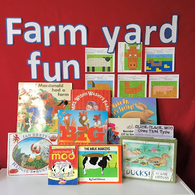 15 of the best farm books and activities I've found - from Paula's Primary Classroom