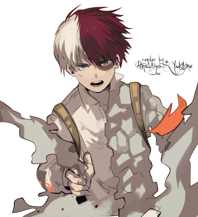 Render Todoroki Shouto
