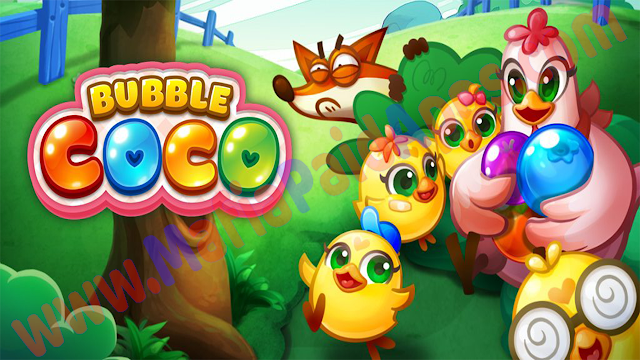 Bubble CoCo v1.6.9.1 [Mod] Apk for Android mafiapaidapps