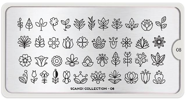 MoYou London Scandi Collection