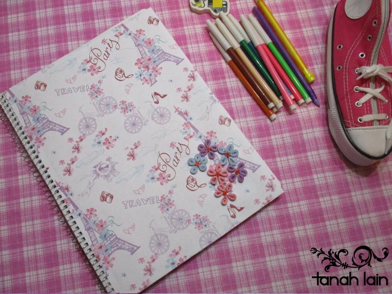 4 ideas para decorar tus cuadernos