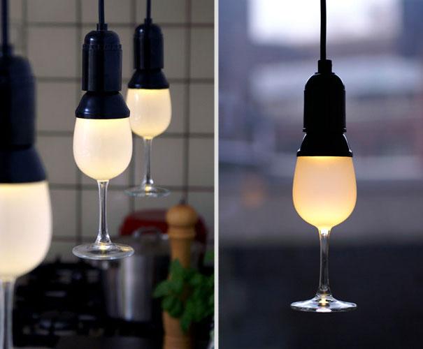 Glassbulb light