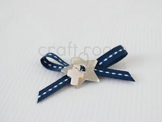 μαρτυρικά αγοράκι μπλε κορδέλα λευκό σταυρουδάκι