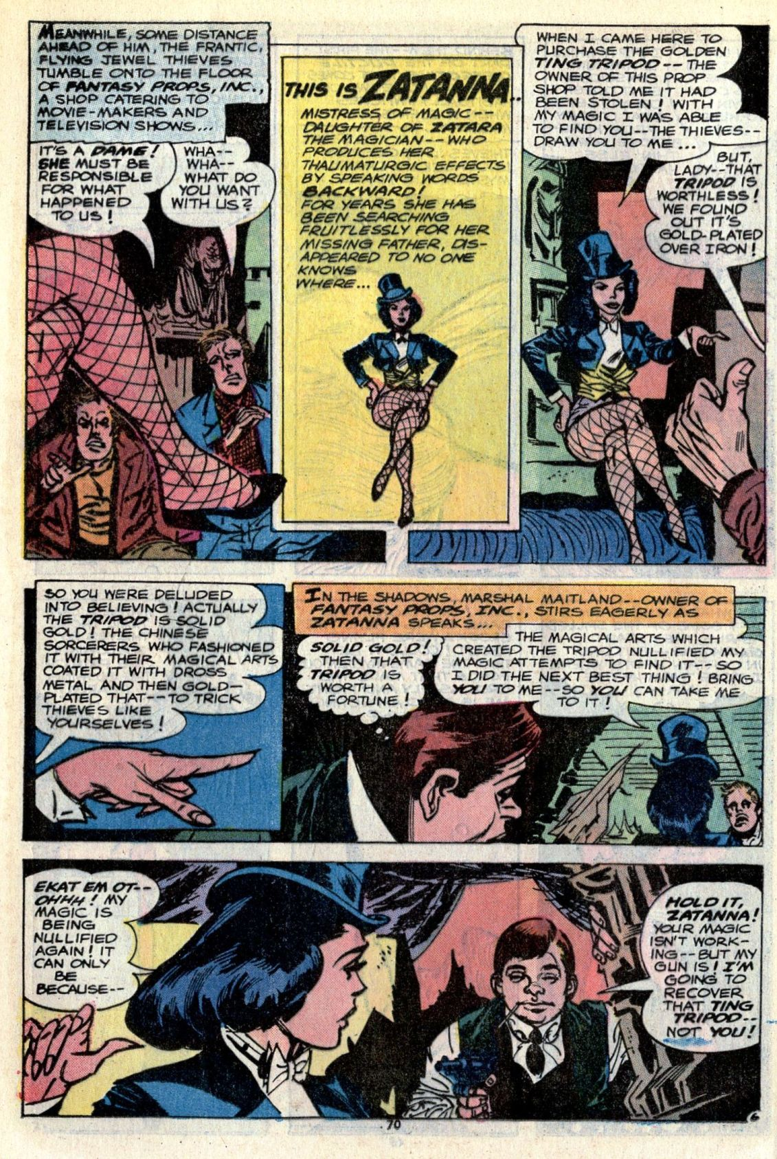 Detective Comics (1937) 439 Page 69