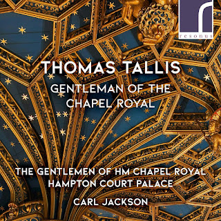 Tallis - Chapel Royal, Hampton Court - Resonus