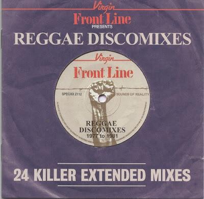 FRONT LINE PRESENTS REGGAE DISCOMIXES - 24 Killer Extended Mixes (2015)