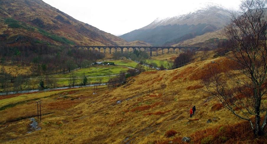 Glenfinnan Viaduct Scotland