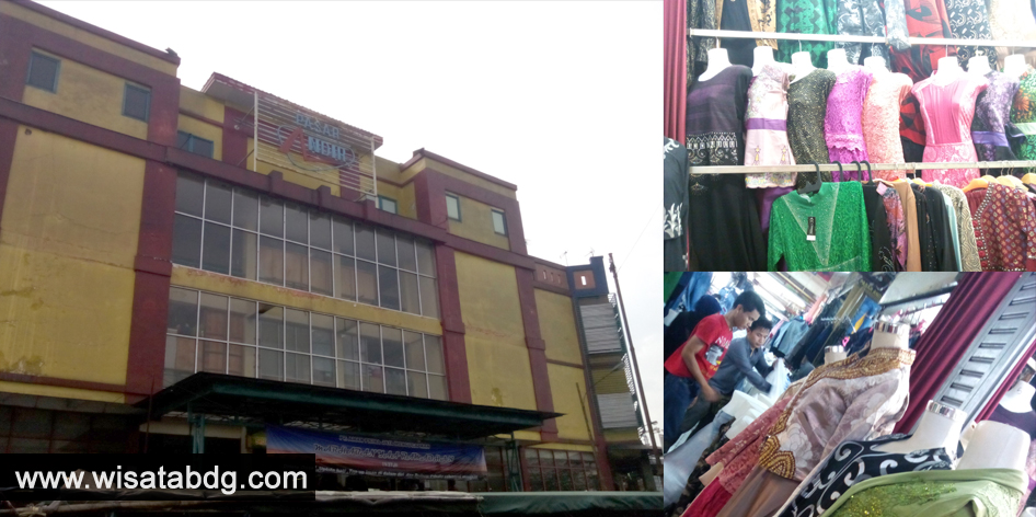 Sentra Pakaian Murah Pasar Andir Bandung
