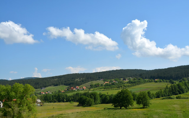 We are in Zlatibor – Serbia!