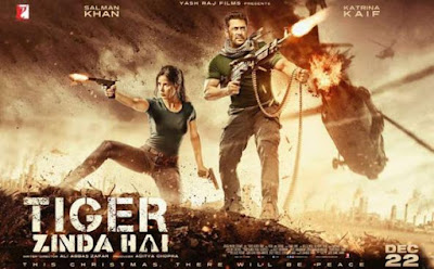 Tiger Zinda Hai 2017 Hindi Official Trailer 720p HD Download