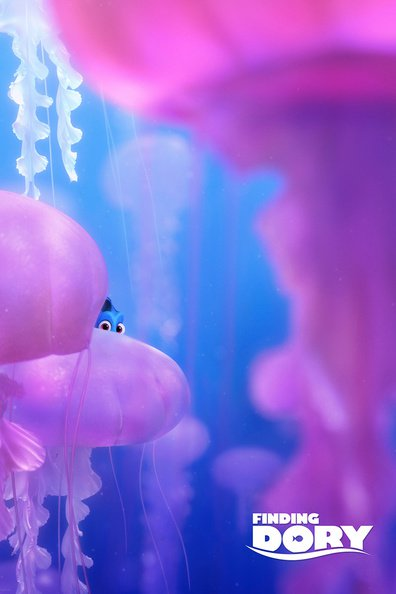 Download Finding Dory HDRip 720p