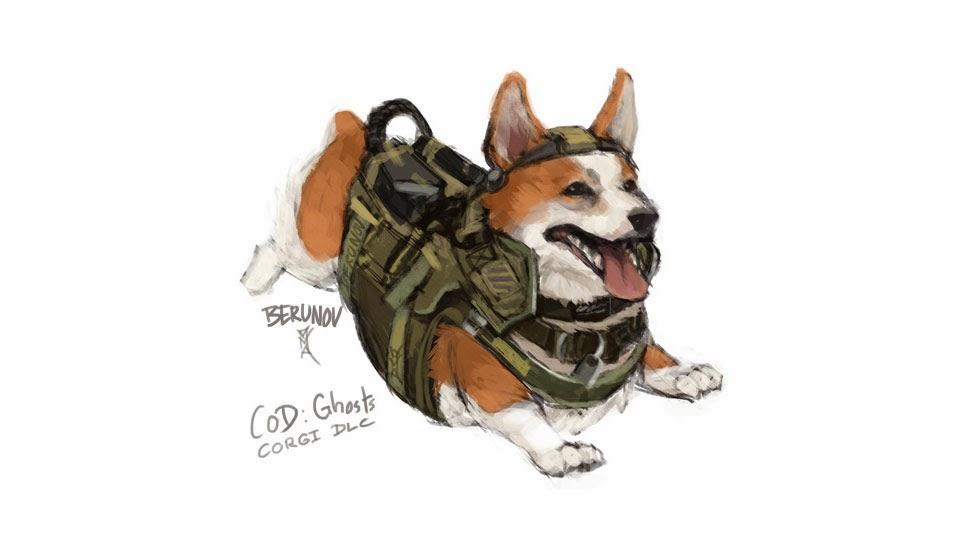 Esprit De Korda Call Of Duty Ghosts Abridged