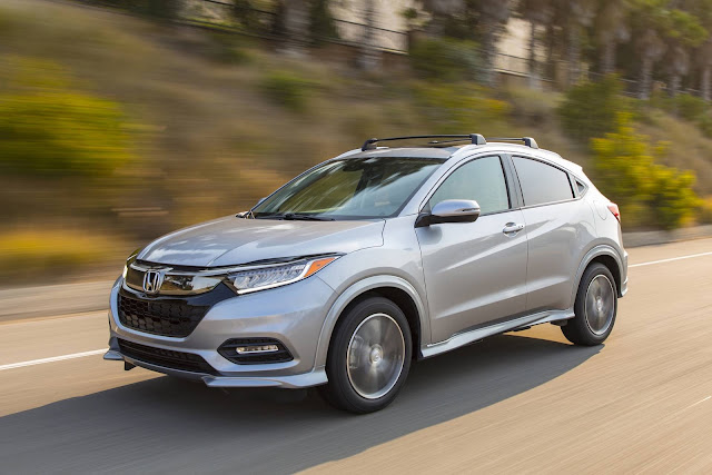 Novo Honda HR-V Touring 2019 1.5 Turbo