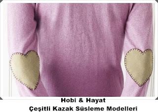 Kazak Süsleme - Hobi Moda 10