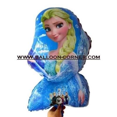 Balon Foil Karakter FROZEN