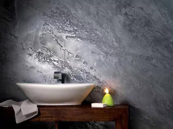 Veja como pintar uma parede com textura