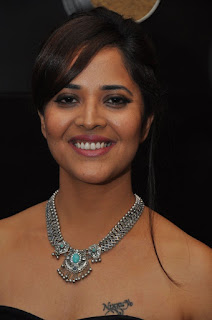 anasuya hot at winner pre release event