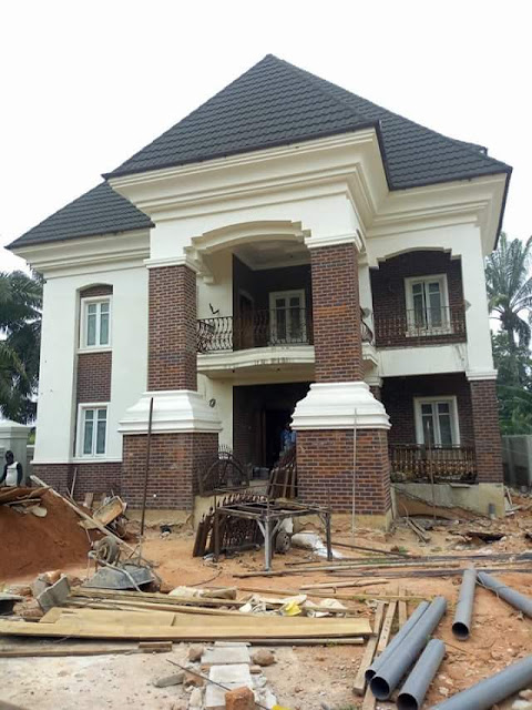cost of brick in Nigeria