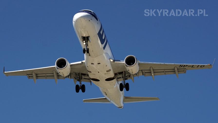 Embraer ERJ-175LR - SP-LIO