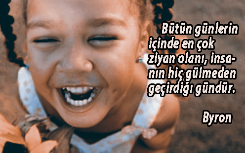 gülmek ile ilgili güzel sözler