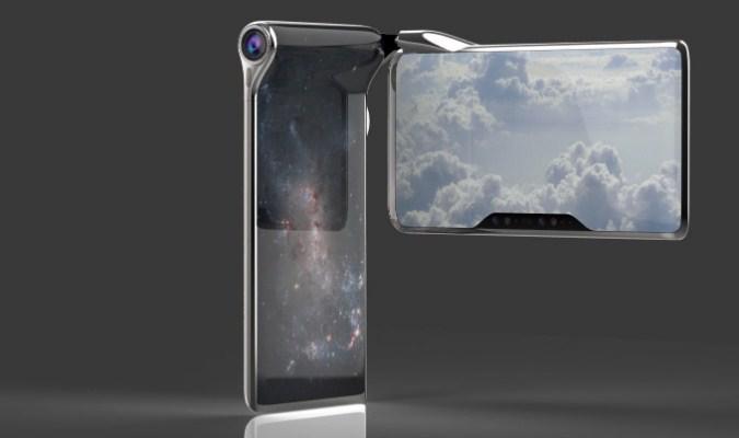 Smartphone Unik Jarang DIketahui - Hubblephone