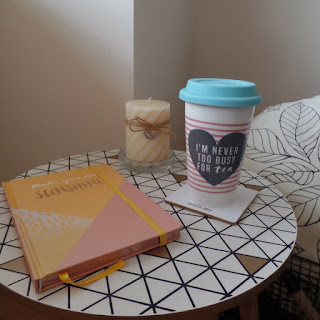 Tea and Notebooks