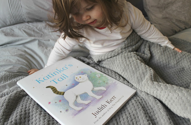 A review of Katinka's Tail by Judith Kerr OBE