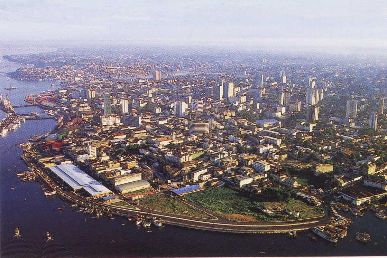 Amazonas | Geografia do Estado do Amazonas