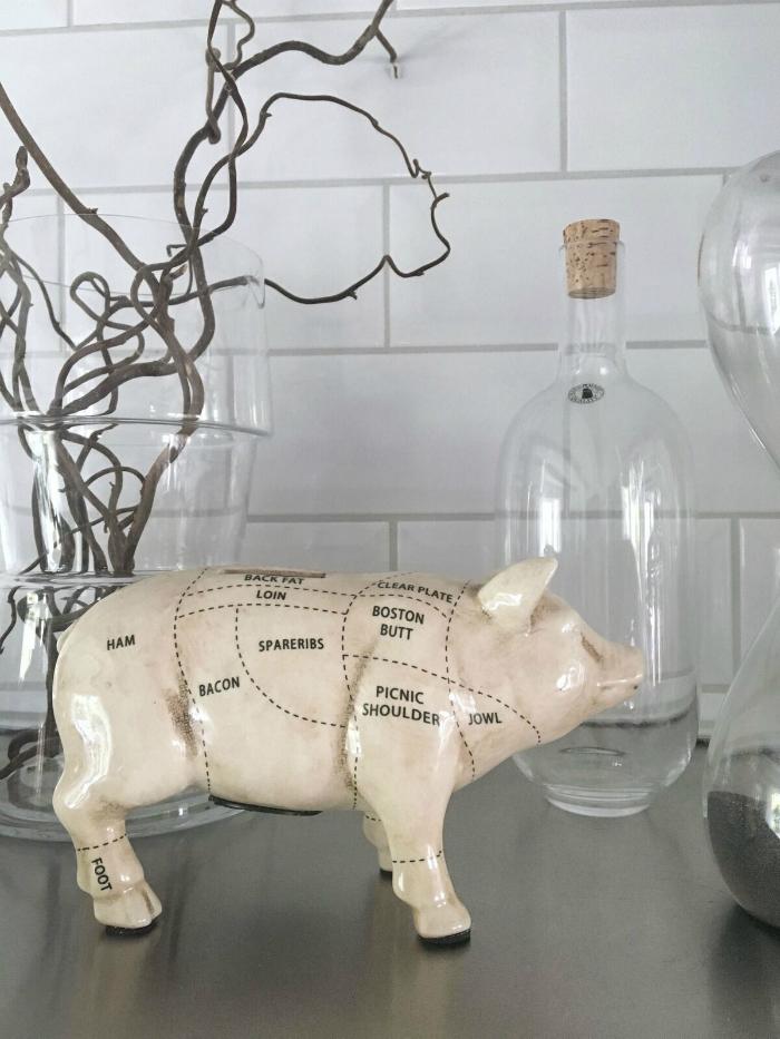 annelies design, webbutik, webbutiker, webshop, nätbutik, ko, gris, kossa, grisar, kor, sparbössa, sparbössor, kök, köket, mynt, styckningsdetaljer, styckningsschema, styckning, industristil, industriellt, presenttips,