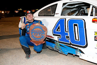 #NASCAR Creed Wins Star Nursery 100