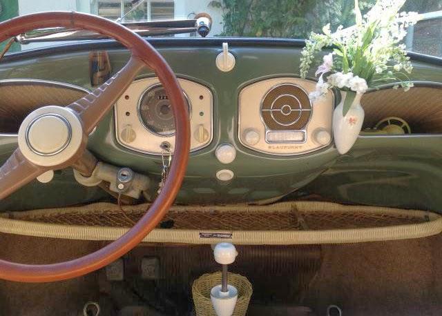Original Vw Beetle Dashboard