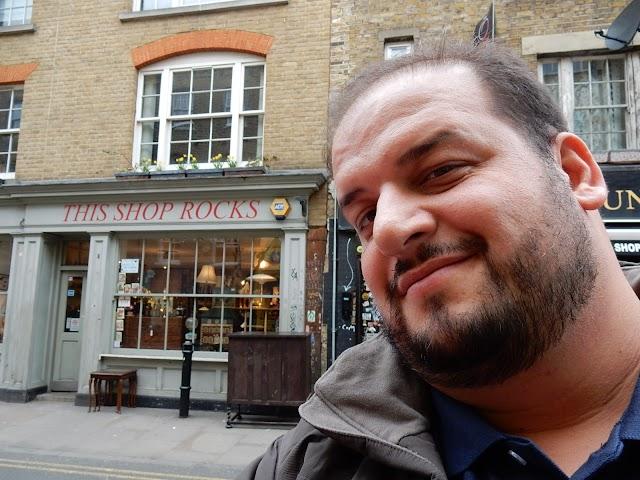 O que eu aprendi sobre o varejo de Londres