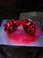 3custompaint iron man