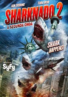 Sharknado 2: A Segunda Onda - BDRip Dual Áudio
