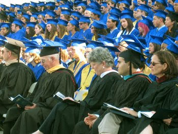 2007 Santa Monica, California High School Graduation Ceremony - Source: democrats.assembly.ca.gov