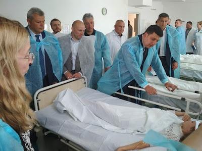 Причиной массового отравления детей в Черкассах может быть авария на «Азоте» — источник