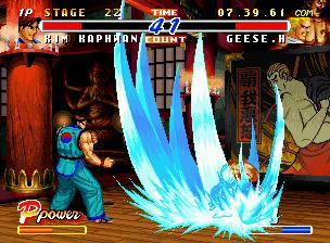 Real Bout Fatal Fury 2: The Newcomers+arcade+game+portable+videojuego+descargar gratis