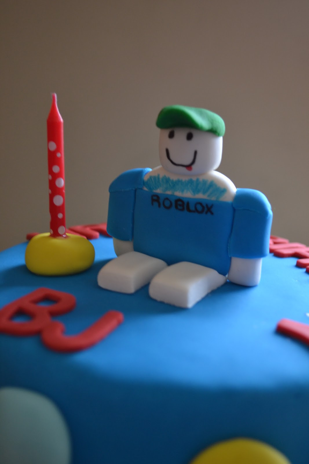 Roblox Birthday Cake Images