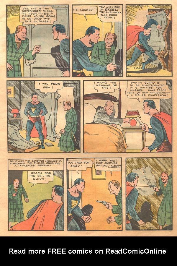 Action Comics (1938) 1 Page 4