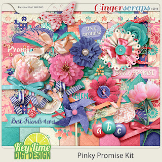 Pinky Promise from Key Lime Digi Design