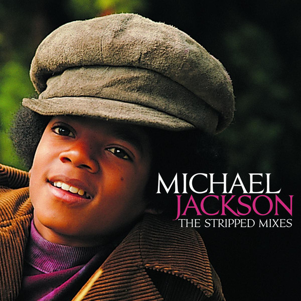 Michael Jackson - The Stripped Mixes Cover