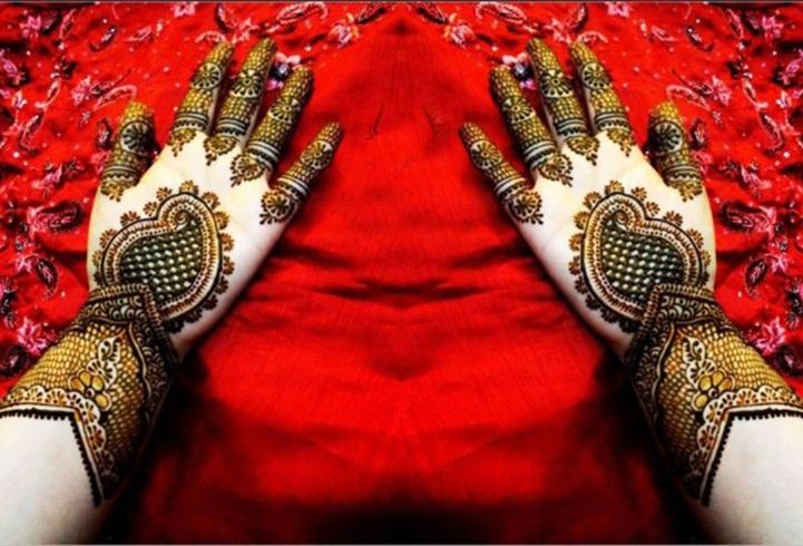 Pakistani Simple Mehndi Designs For Hands