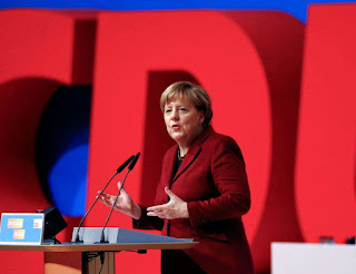 Angela Merkel to give up CDU chair after 18 years: Party source
