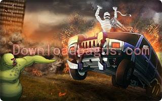 Download Monster Car Hill Racer  v1.9 Apk [Mod Coins] Versi Tebaru