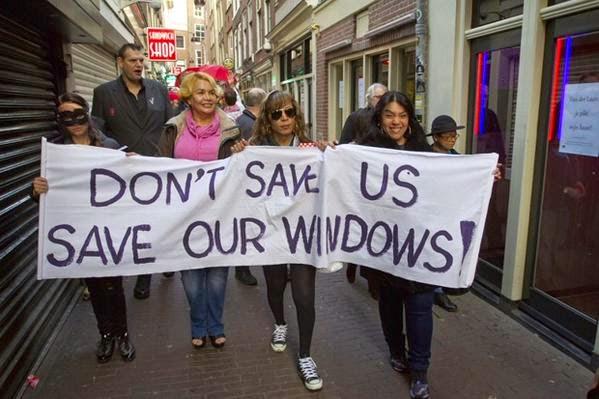 nigeriaanse prostituees in nederland