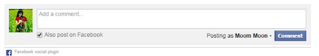 Hướng dẫn chèn khung Comment Facebook vào Blogspot.