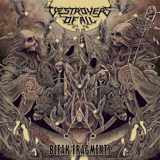 Best Progressive/Technical Death Metal Cover in March 2016